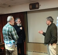 Roger Leetooze, Peter Klose, Dan Delong