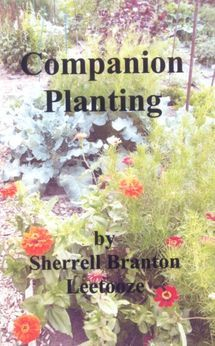 Companion Planting - front cover