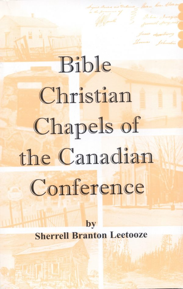 Bible Christian Chapels of the Canadian Conference