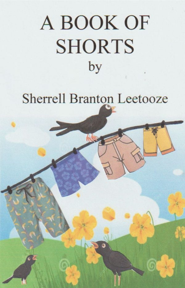 A Book of Shorts cover