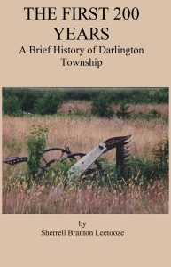 The First 200 Years - A Brief History of Darlington Township