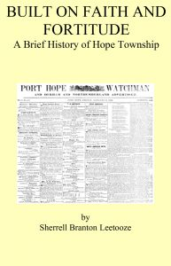 Built on Faith and Fortitude - A Brief History of Hope Township